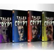 Contos Da Cripta - A 7 Temporadas - Completa - 21 DVD´s