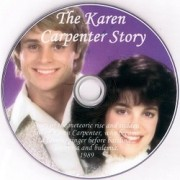DVD A História De Karen Carpenter