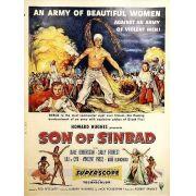 O FILHO DE SINBAD (1955)