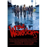 DVD THE WARRIORS: OS SELVAGENS DA NOITE 1979 - Dublado