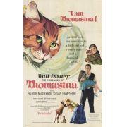 AS TRÊS VIDAS DE THOMASINA (1964)