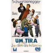 DVD Um Tira no Jardim de Infância (1990) dublado