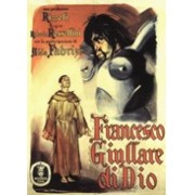 Dvd Francisco, Arauto De Deus 1950 - Roberto Rossellini