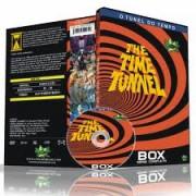 O Túnel Do Tempo - Box Em Dvd Completo E Dublado