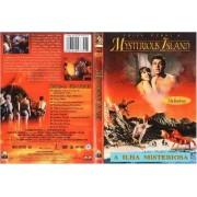 Dvd A Ilha Misteriosa (1961) - Raríssimo