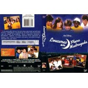Dvd Loucuras Em Plena Madrugada 1980 (Midnight Madness)