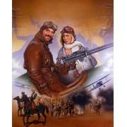 DVD Na Rota Do Oriente - 1983 - Tom Selleck