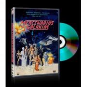 Dvd Mercenários Das Galáxias 1980
