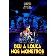 Deu a Louca nos Monstros  (1987) dublado