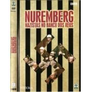 DVD NUREMBERG - NAZISTAS NO BANCO DOS RÉUS