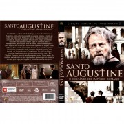 DVD Santo Agostinho - O Declínio do Império Romano (2010)