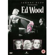 ED WOOD (1994) com Johnny Depp