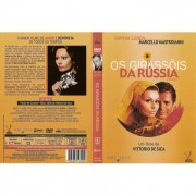 DVD Girassóis Da Rússia - 1970