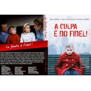 DVD A Culpa é do Fidel!