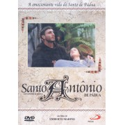 DVD Santo Antônio de Pádua