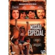 DVD Missão Especial / Uma Viagem Inesperada (Miracle Run)
