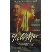 DVD O LOBO DO MAR - 1993 - Charles Bronson