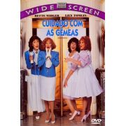 DVD Cuidado com as Gêmeas  (1988)