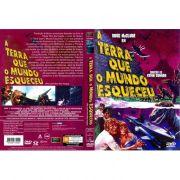 DVD A TERRA QUE O MUNDO ESQUECEU