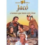DVD Jacó - O Homem que Lutou com Deus 1962