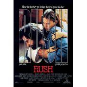DVD Rush - Uma Viagem ao Inferno (1991)