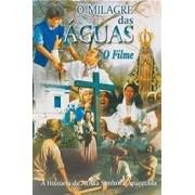 DVD O Milagre das Águas - Filme Nossa Senhora Aparecida