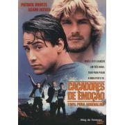 Caçadores de Emoção (1991) - Patrick Swayze, Keanu Reeves