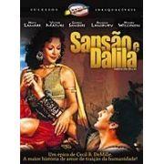 Dvd Sansão E Dalila (1951)  Cult Epico