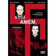 Dvd Amém - Costa Gravas Gênio, Holocausto, Nazismo