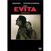 EVITA (1996) com Madonna e Antonio Banderas