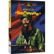 BANANAS (1971) Woody Allen dublado e legendado