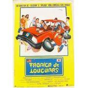 Fábrica de Loucuras (1986) dublado