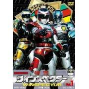 Série Winspector - Esquadrão Especial - 10 Dvds