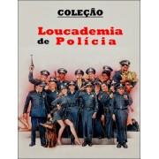 COLEÇÃO LOUCADEMIA DE POLÍCIA 1984 - 1994