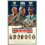 Resgate Fantástico (1977) Com Charles Bronson - Raid on Entebbe
