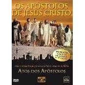 Dvd Atos Dos Apóstolos - 1994 - Épico Bíblico