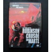 Dvd Robinson Crusoé Em Marte - 1964
