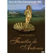 A Excêntrica Família De Antonia (1995) dublado