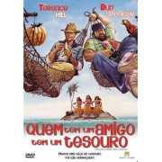 Dvd - Quem Tem Um Amigo Tem Um Tesouro - 1981