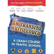 DVD Trânsito Muito Louco - 1985 -