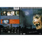 DVD - Um Lobisomem Americano Em Londres 1981 (Dublado) RARO