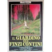 O Jardim Dos Finzi-contini (1970) Vittorio De Sica - Lume