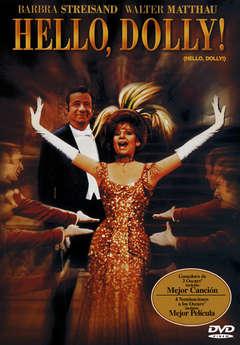 Hello, Dolly!  com Barbra Streisand  - FILMES RAROS EM DVD