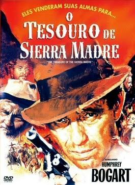 O Tesouro De Sierra Madre  - FILMES RAROS EM DVD