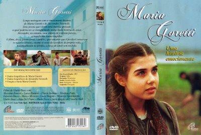 DVD Santa Maria Goretti - Uma História Emocionante - 2003  - FILMES RAROS EM DVD