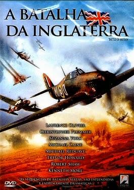 A Batalha da Grã-Bretanha (1969)  - FILMES RAROS EM DVD