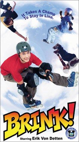 BRINK! PATINADORES DE ALMA (1998)  - FILMES RAROS EM DVD