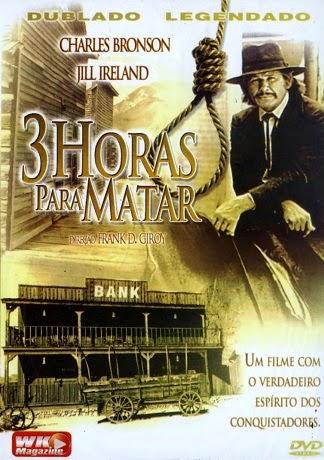 3 Horas para Matar  - FILMES RAROS EM DVD