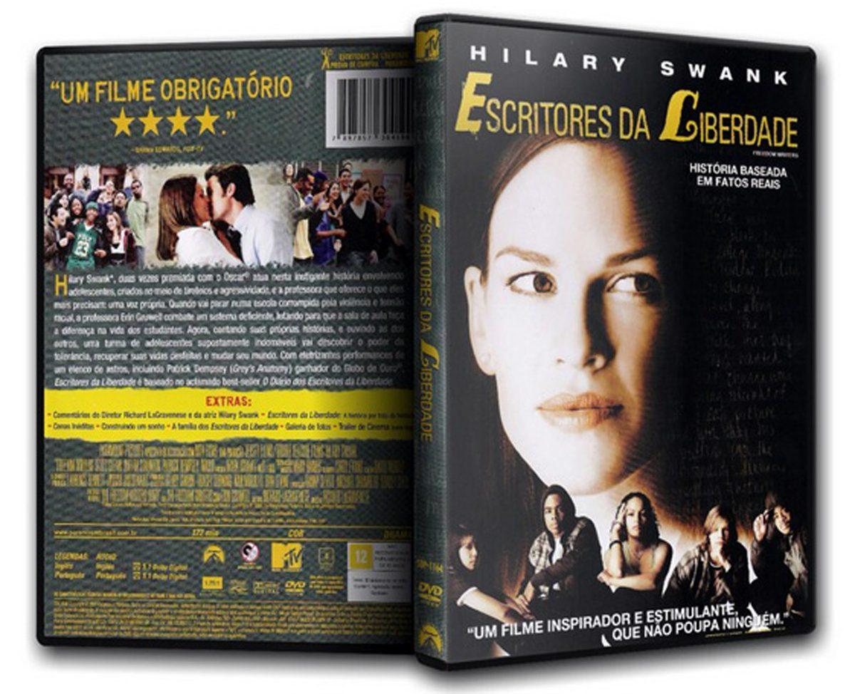 Escritores da Liberdade (2007)  - FILMES RAROS EM DVD