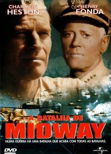 A BATALHA DE MIDWAY (1976)  - FILMES RAROS EM DVD